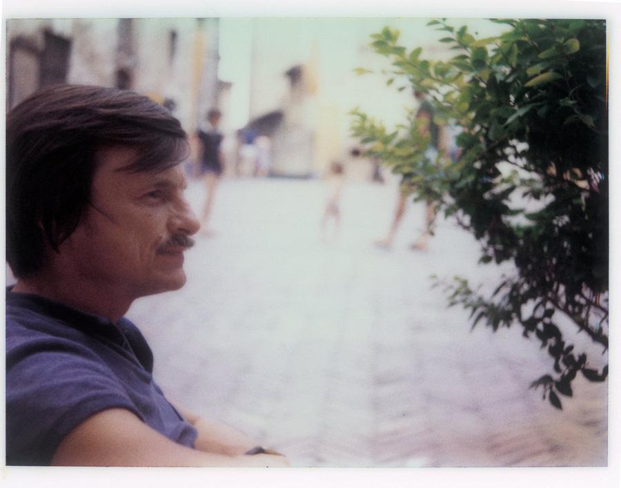 Полароидные фотографии Андрея Тарковского продадут на аукционе