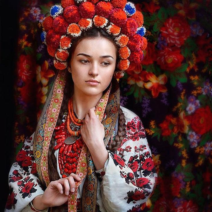 фотосессия украинской девушки викулы чей