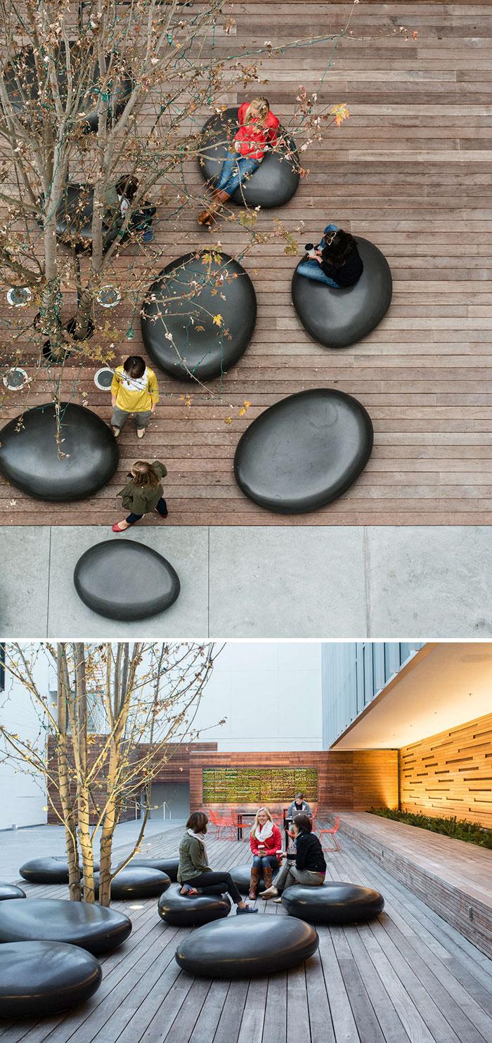 Самые креативные скамейки со всего мира
