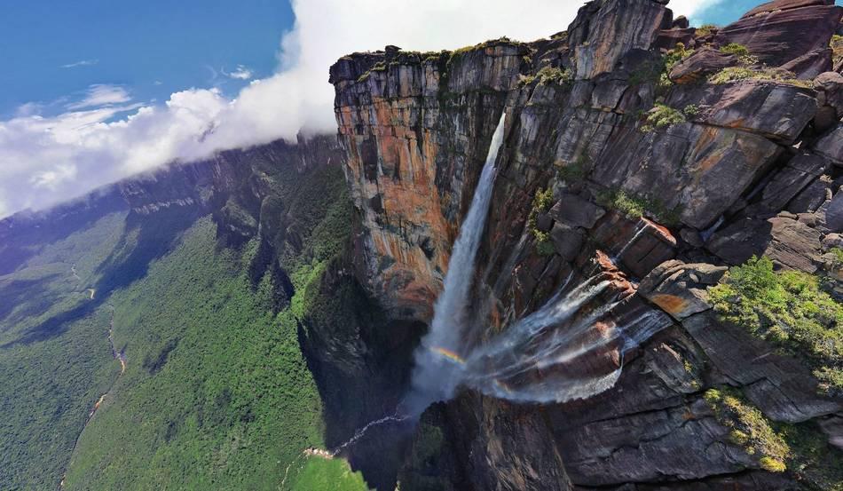 Angel-Falls-Gran-Sabana-Bolivar