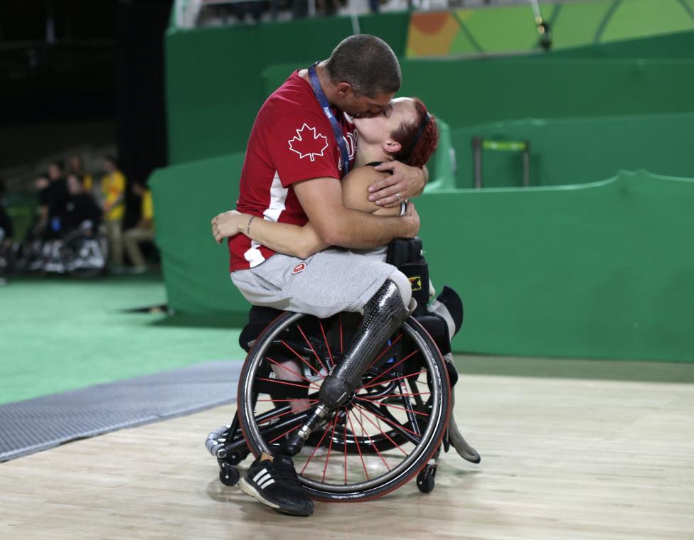 Wheelchair Basketball - Playoff - Women's Playoff - Canada v China