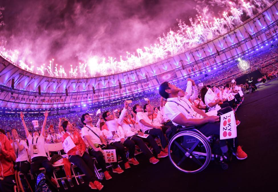 2016 Rio Paralympics - Closing Ceremony