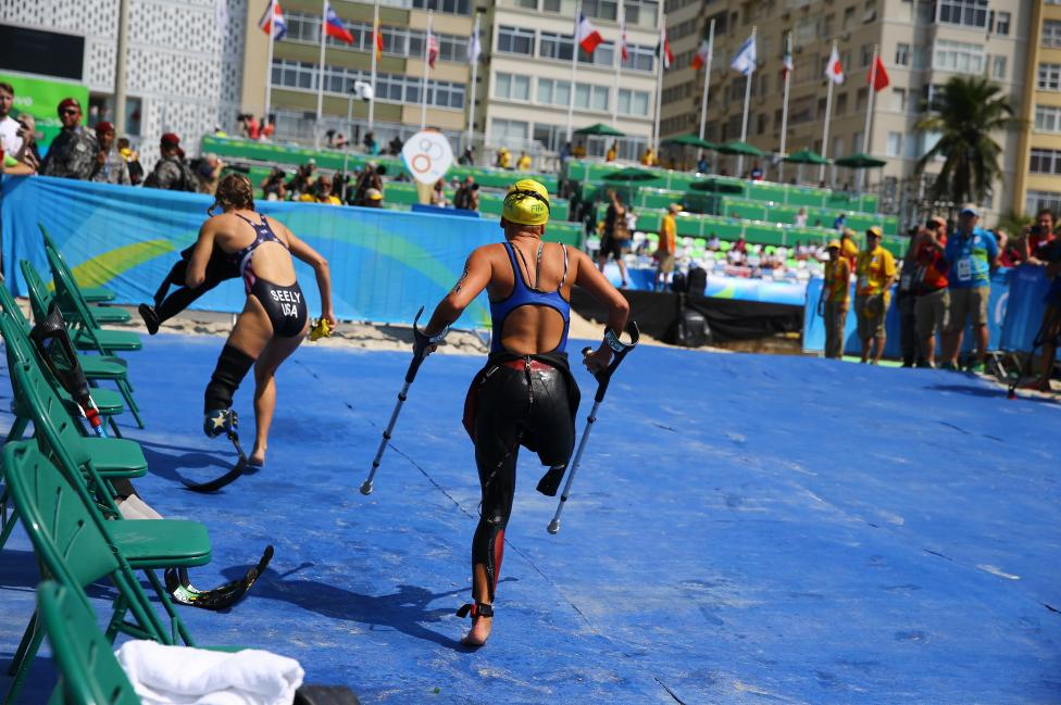 Triathlon - Women's PT2