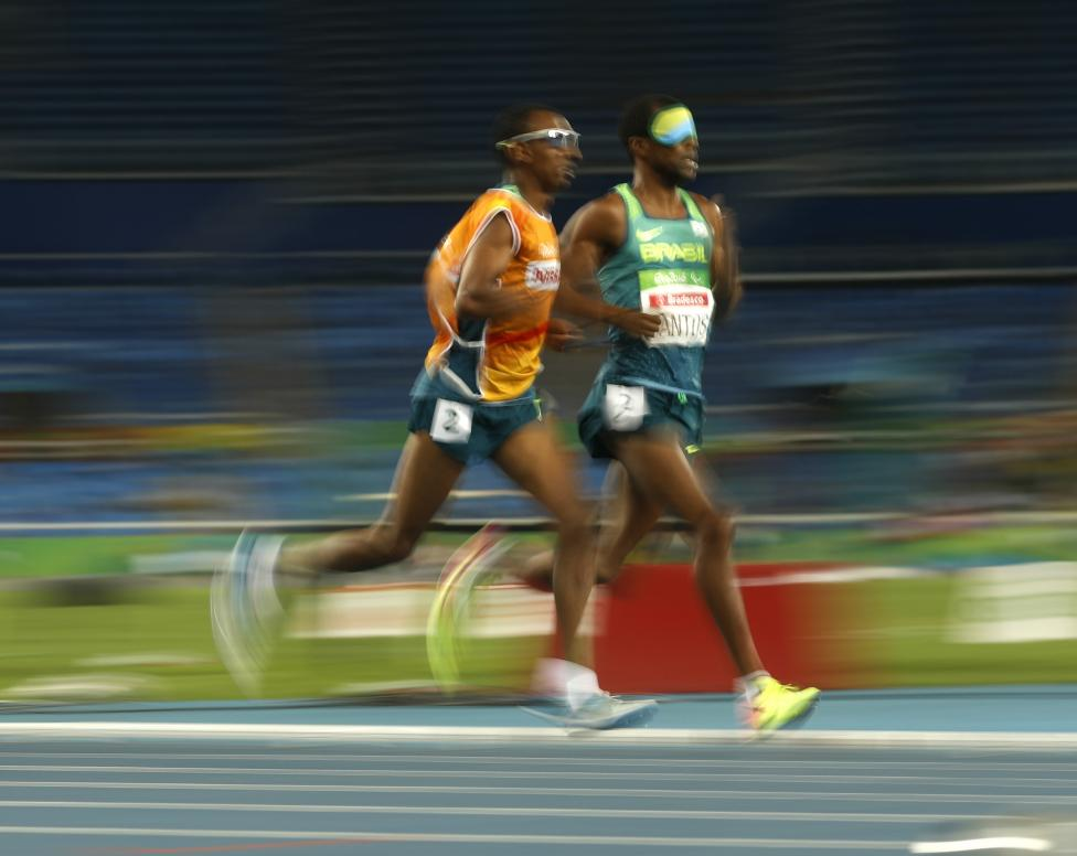 Athletics - Men's 1500m - T11 Final