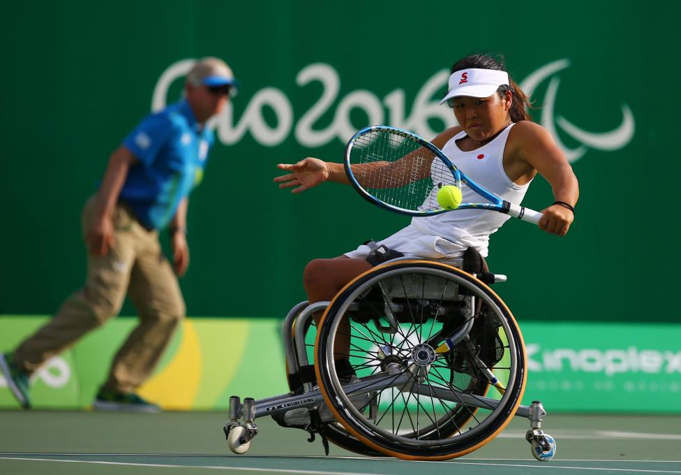 Wheelchair Tennis - Women's Single Semifinal