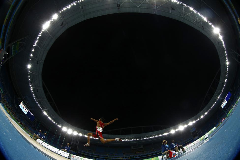 Athletics - Men's Long Jump - T47 Final