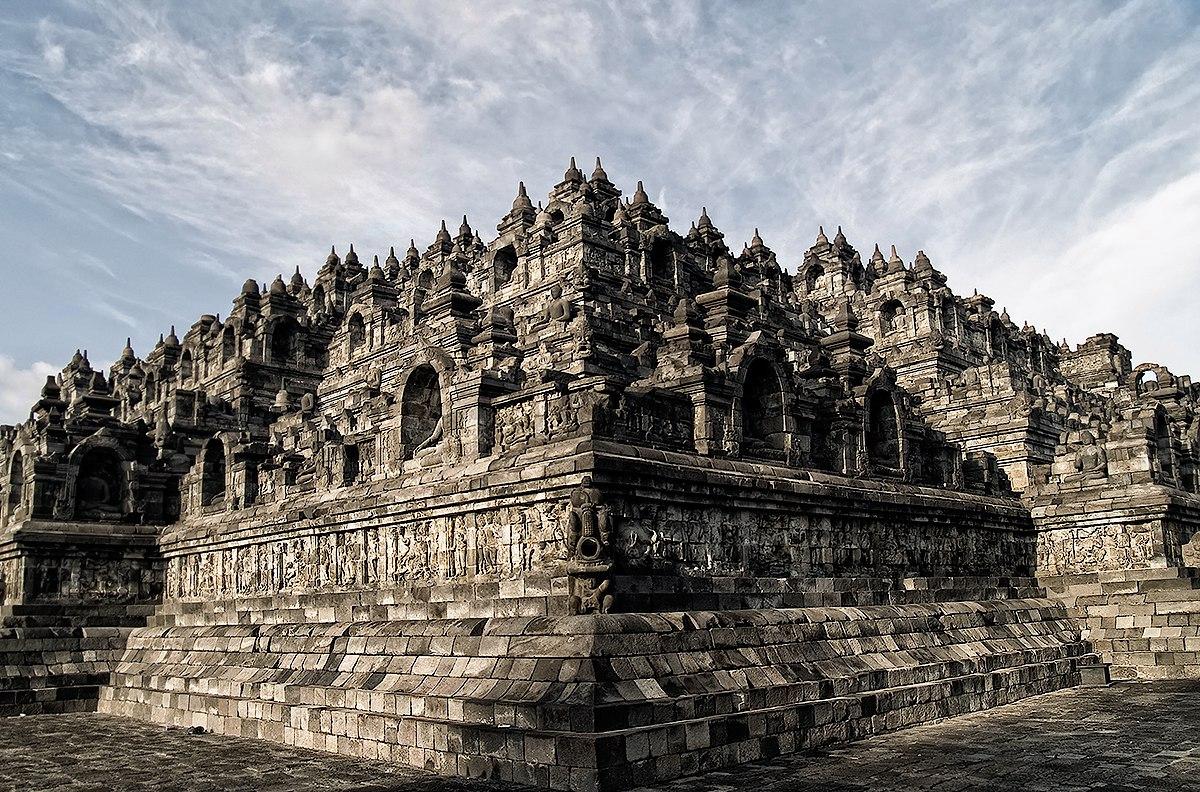 Несколько древних архитектурных чудес, спрятанных на нашей планете