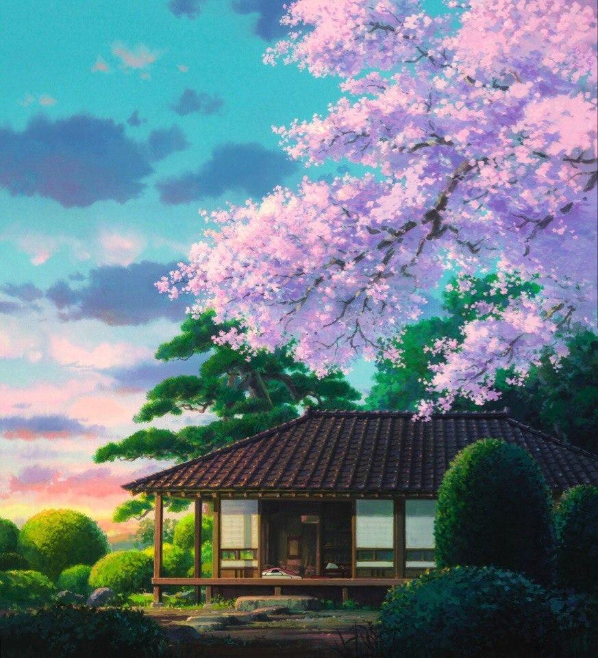 Иногда хочется уехать в любой из миров Хаяо Миядзаки и никогда не возвращаться