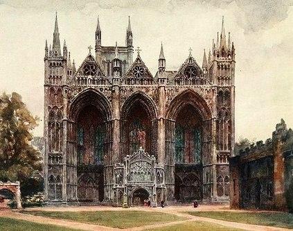 Художник из Англии William Wiehe Collins, годы жизни 1862 — 1951