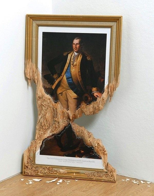 Картинки по запросу Искусство вырывается в реальный мир.