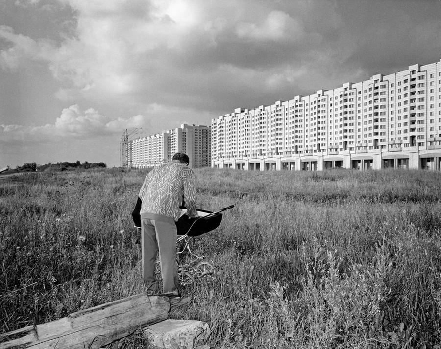 RUSSIA. St Petersburg. 1988.