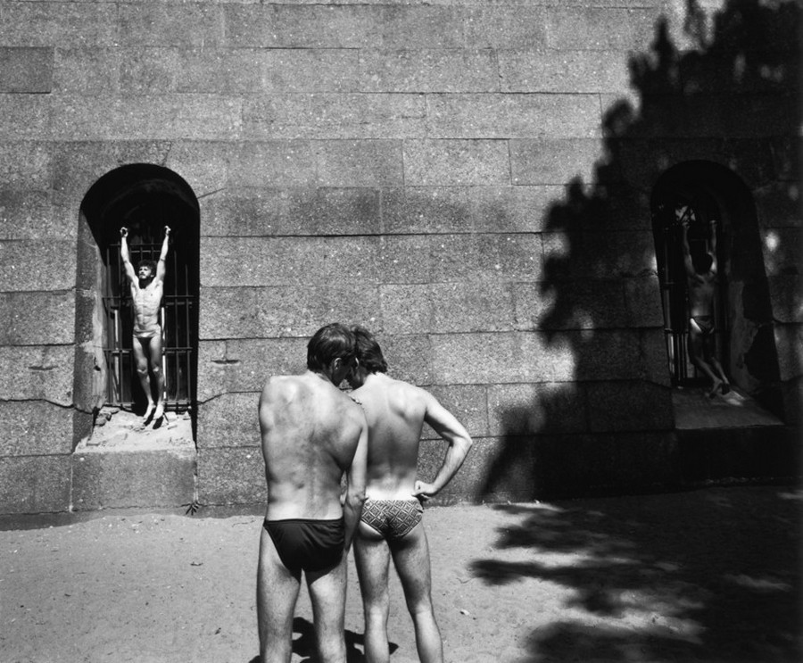RUSSIA. St Petersbourg. 1989.