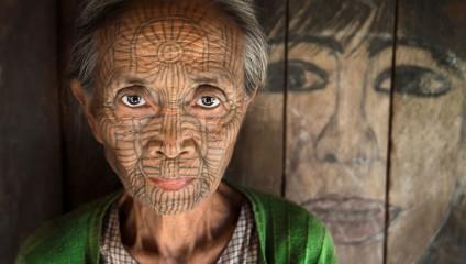 Удивительная Мьянма в объективе Дэвида Лазара