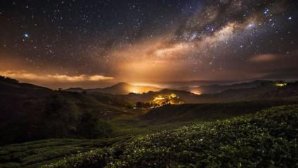 Великолепные ночные пейзажи. Фотограф Grey Chow