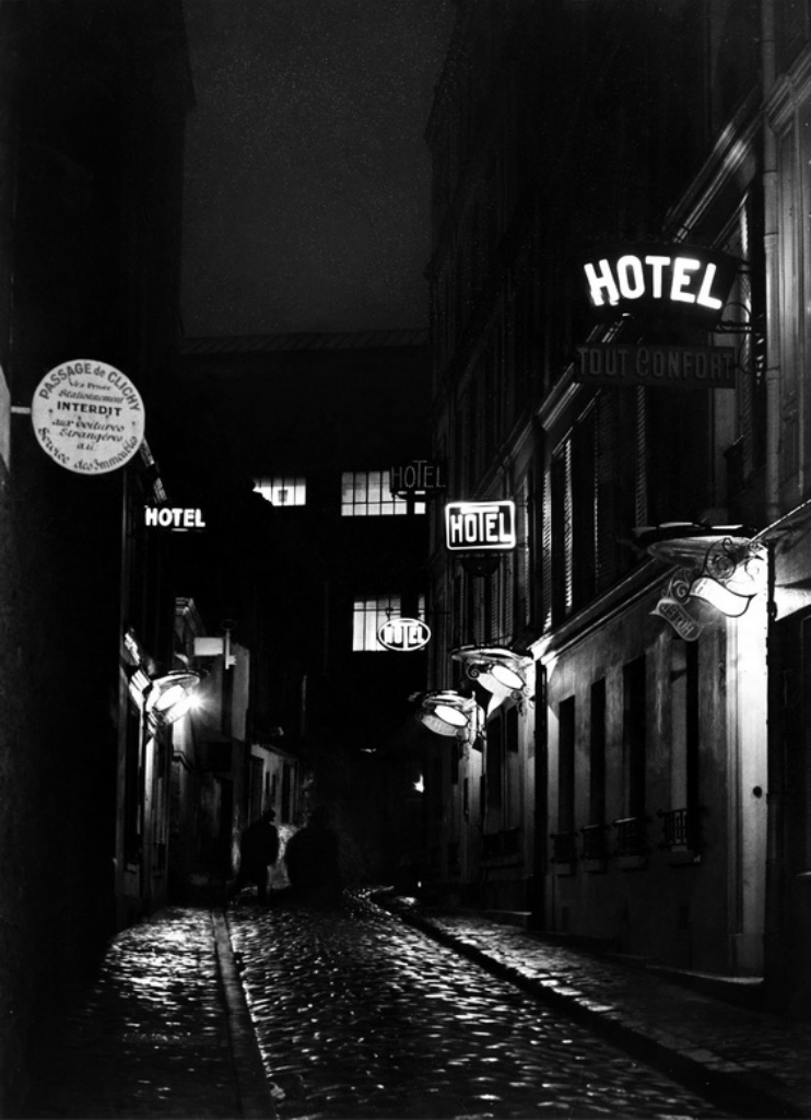 hôtel boulevard de Clichy