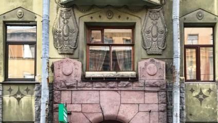 Чарующая эстетика Петербургских домов