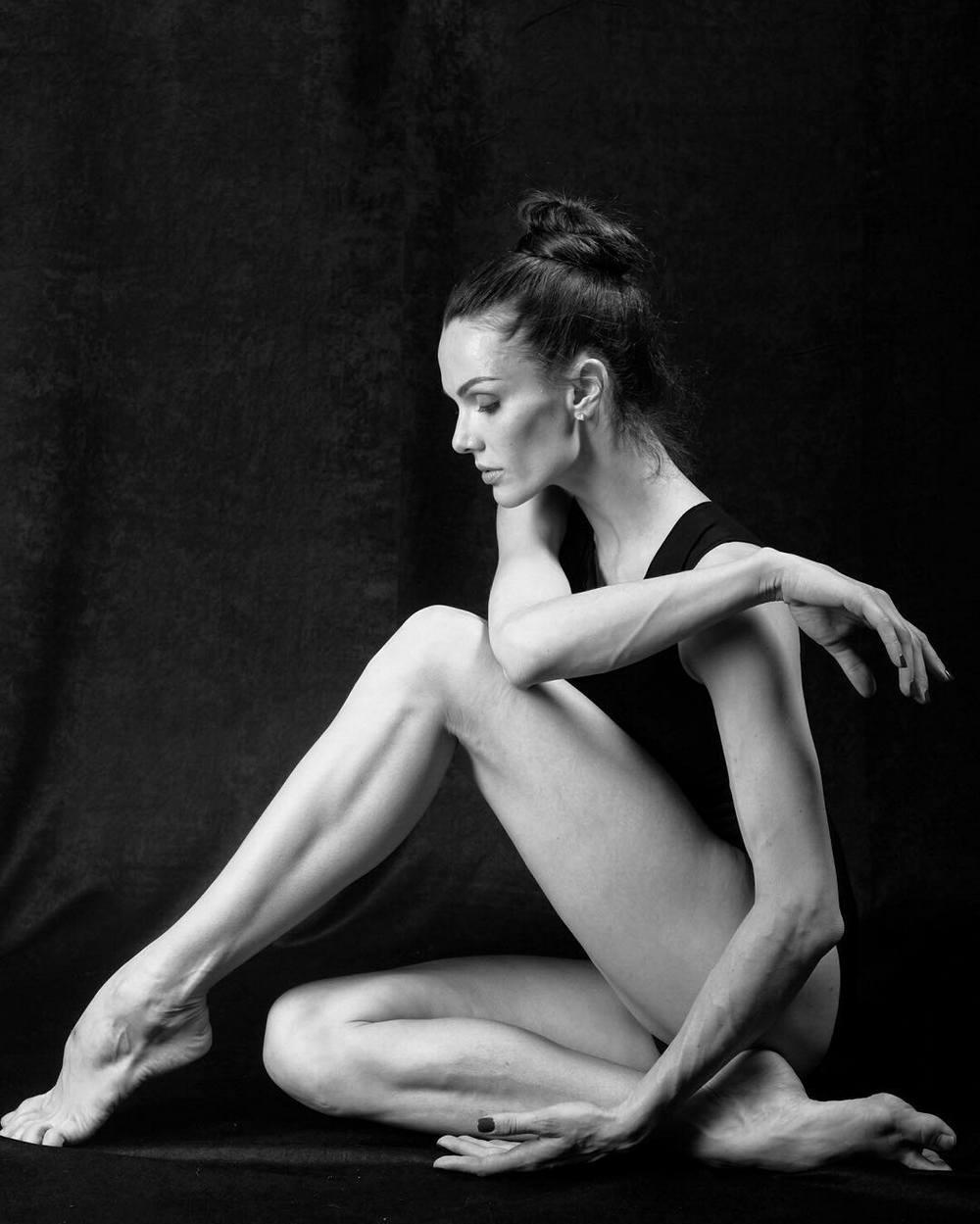 Закулисье балерины и фотографа Дарьян Волковой