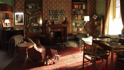 Как создавались декорации для сериала «Шерлок»
