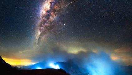 Великолепные ночные пейзажи