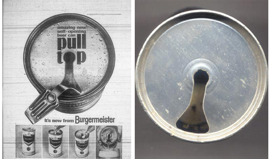 pull-top
