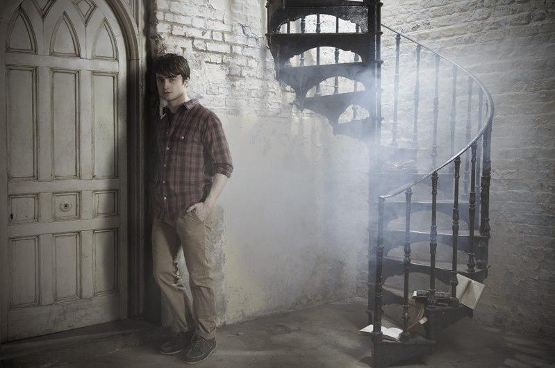 Серия фотографий актеров фильма «Гарри Поттер» для журнала «Empire»от Сары Данн (Sarah Dunn)