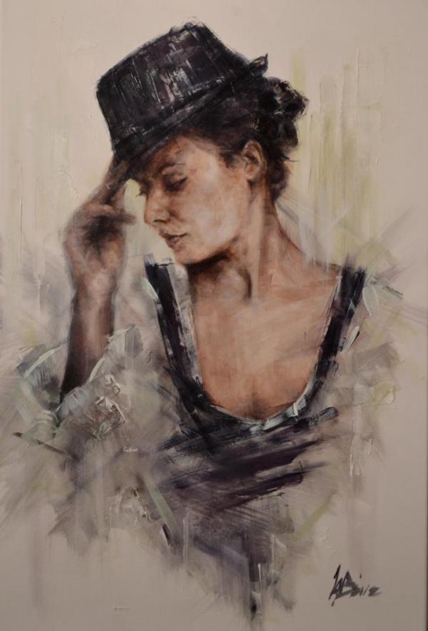 Художник Rémi Labarre. Семь разных женщин, семь разных…
