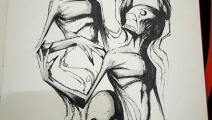 Психические заболевания и расстройства личности в иллюстрациях Шона Косса