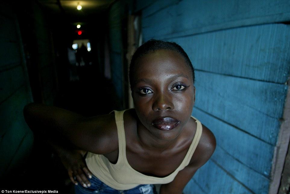 фото проституток из нигерии
