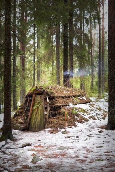 Зима в Швеции. Фотограф Jonathan Gregson