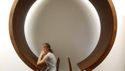 Мебель интровертов «Не сейчас». Michael Beitz