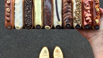 Стильные десерты и интересная подача от кондитера Tal Spiegel