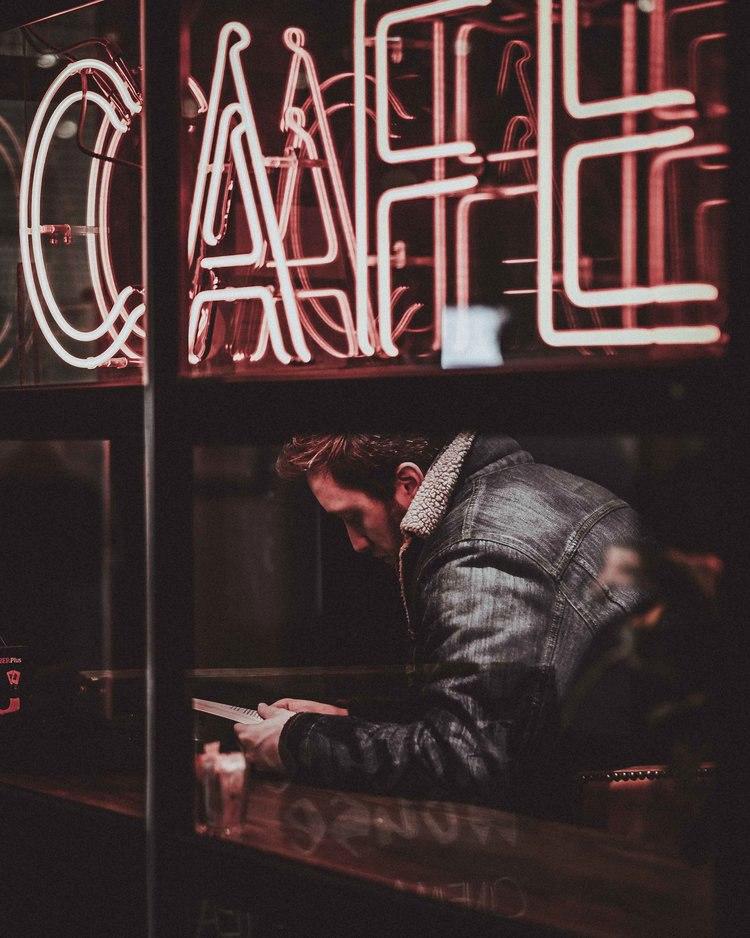 Фотограф Joshua K. Jackson с проектом «The streets of London»