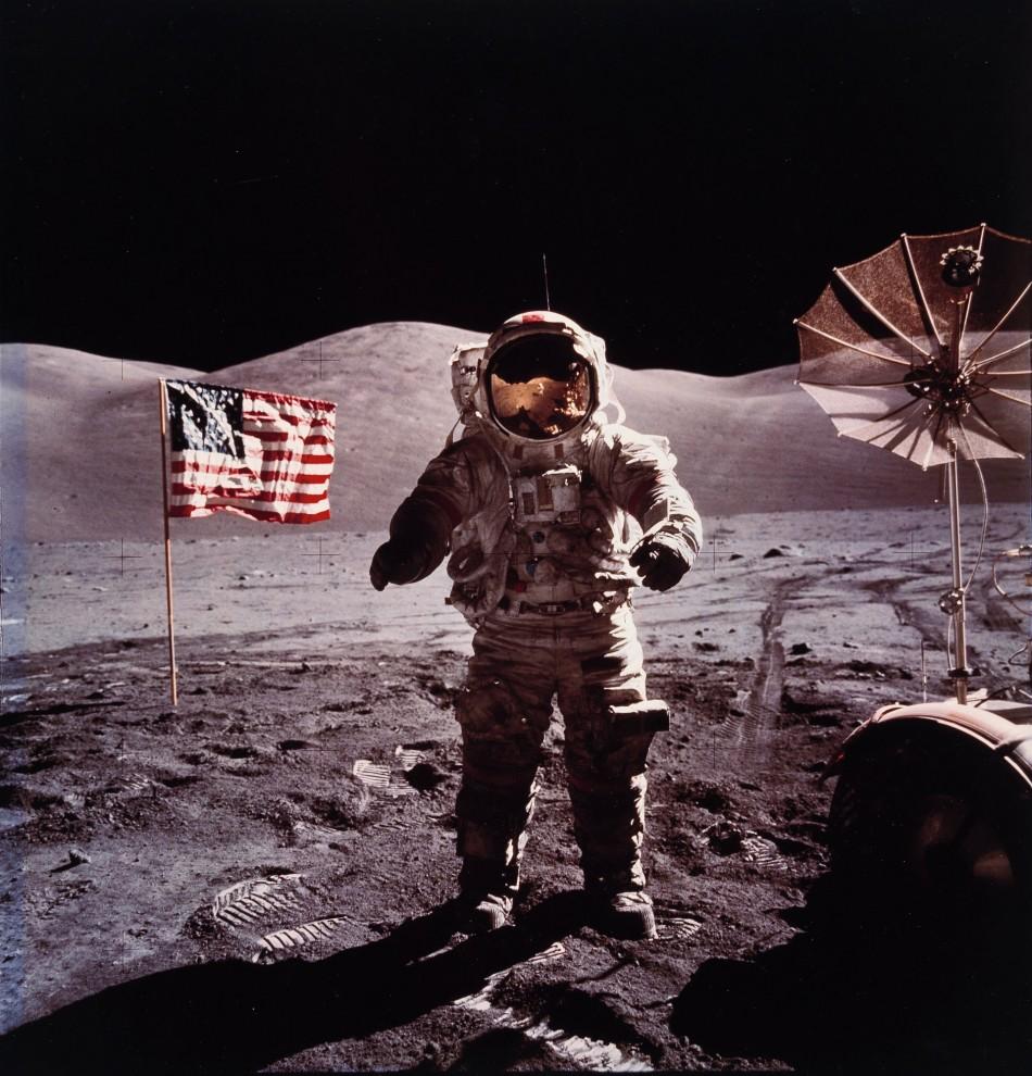 Фотографии из архивов НАСА выставлены на аукцион