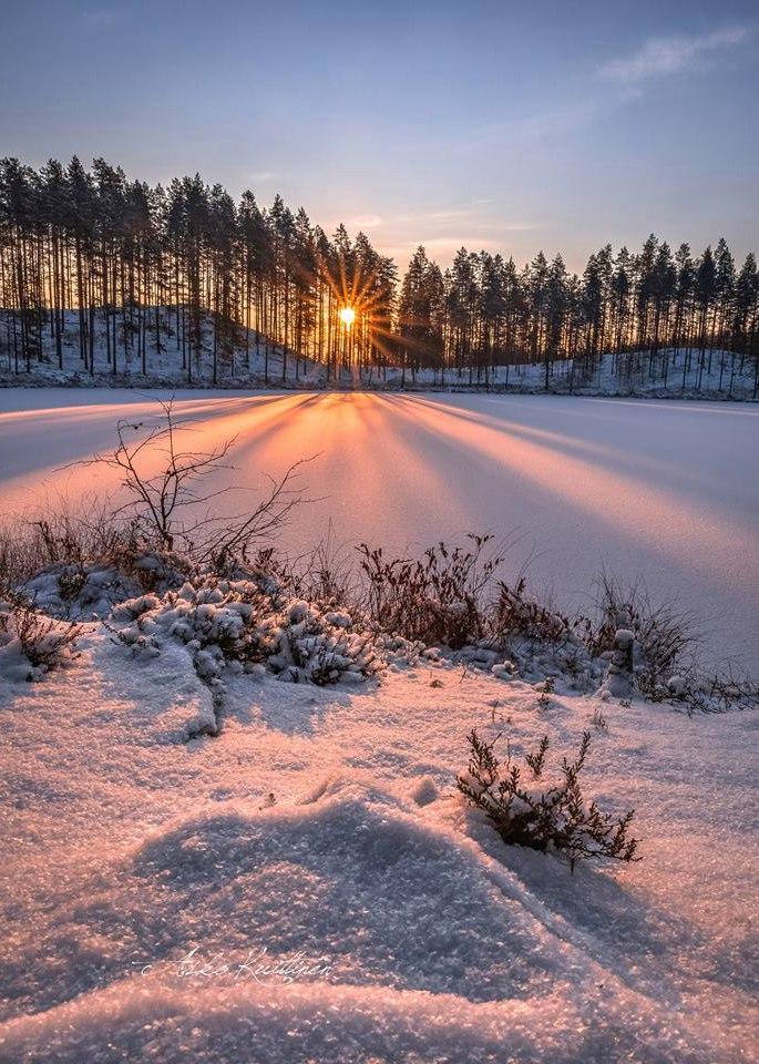 Финляндия. Фотограф: Asko Kuittinen