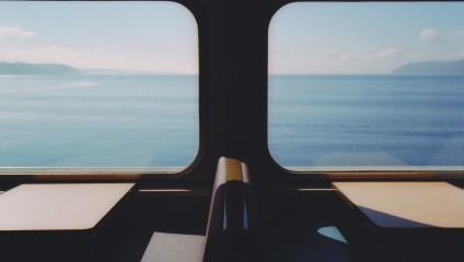Морские пейзажи от Kim Hamlet
