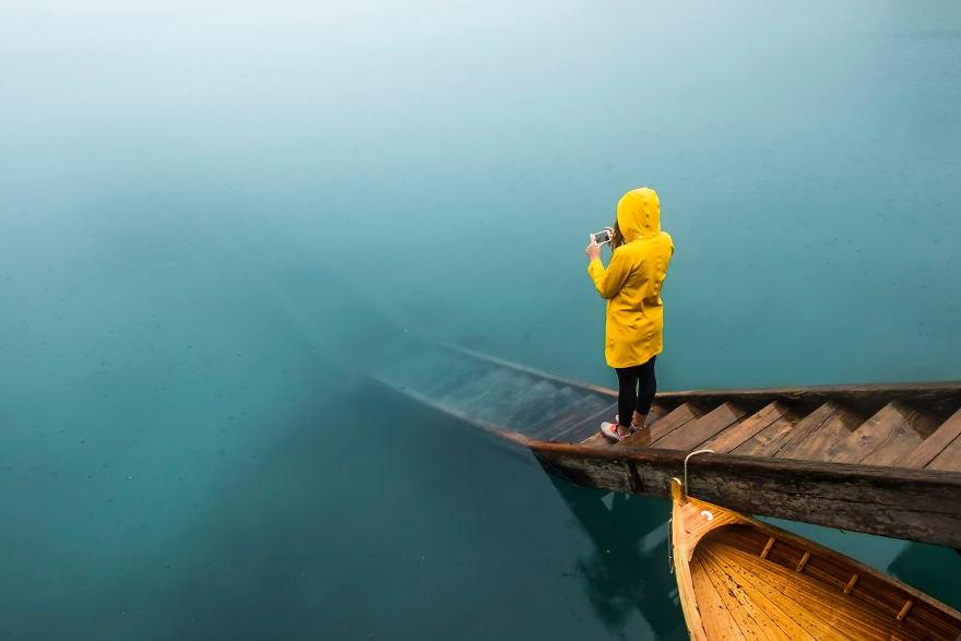 Фотограф провел 20 месяцев в поисках самых красивых и уникальных мест Земли