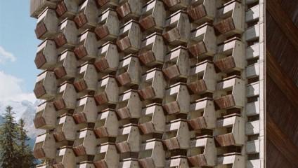 Космос, которого нет: футуристическая архитектура позднего СССР. Фотограф: Фредерик Шобэн