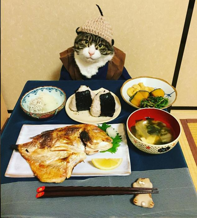 Типичная японская еда