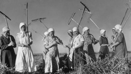 Какими были женщины в СССР