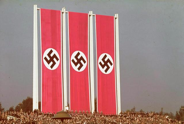 Нюрнберг, 1938 год.