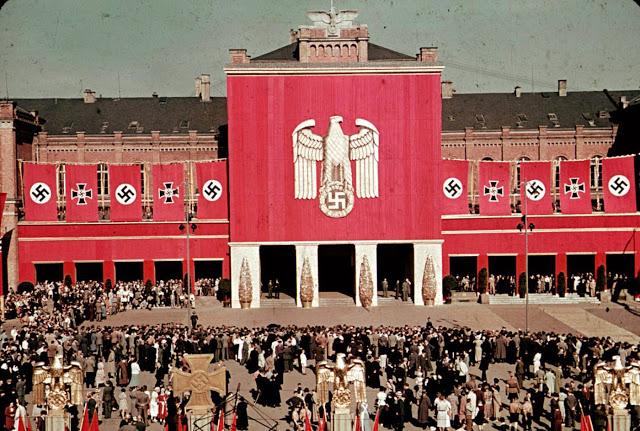 День ветеранов Рейха, 1939 год.