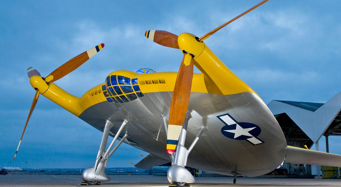 Фантастические самолеты, которые на самом деле существуют