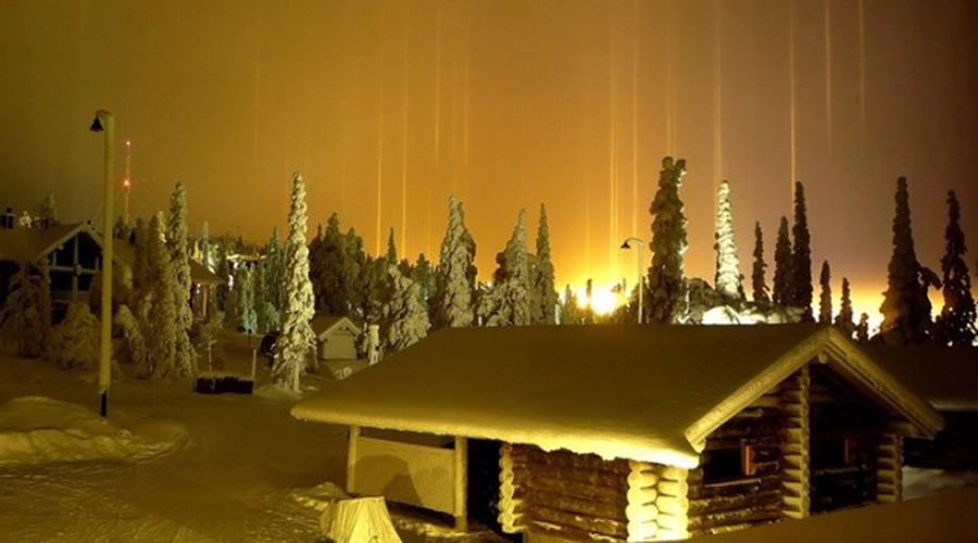 5 невероятных природных столбов из России