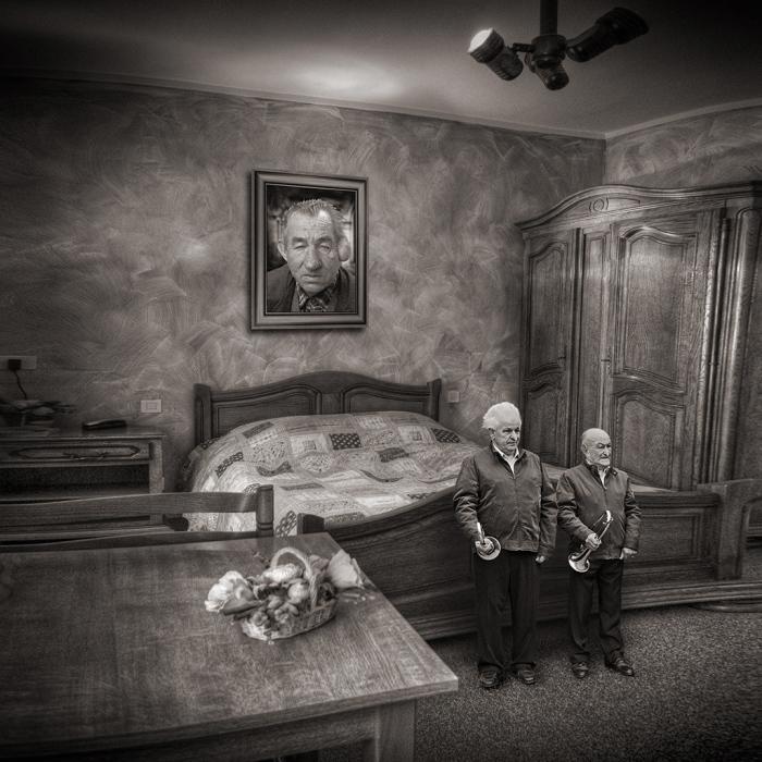 Спальня родителей.