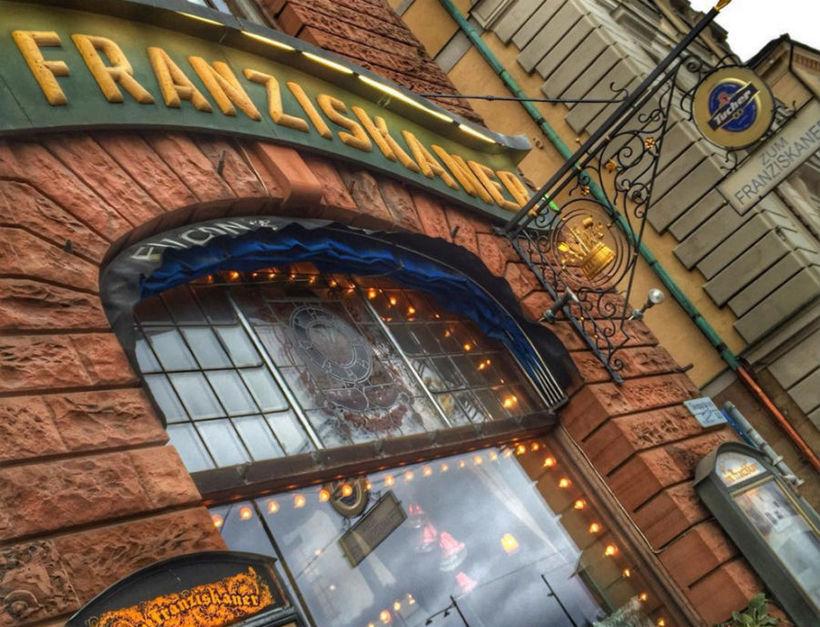 Zum Franziskaner в Стокгольме