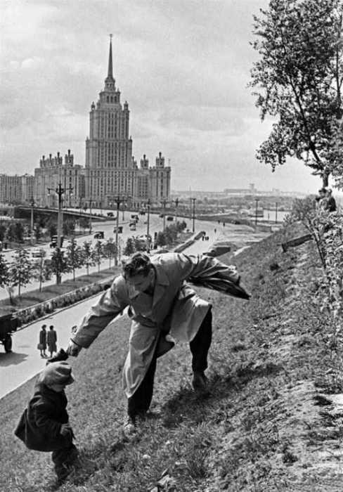 СССР, Москва, 1972 год.