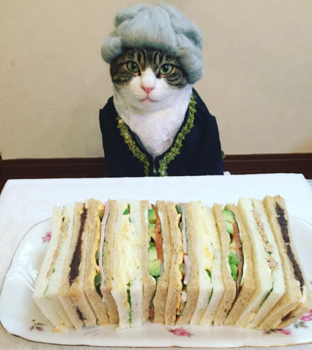 3 ноября в Японии отмечают День сандвича