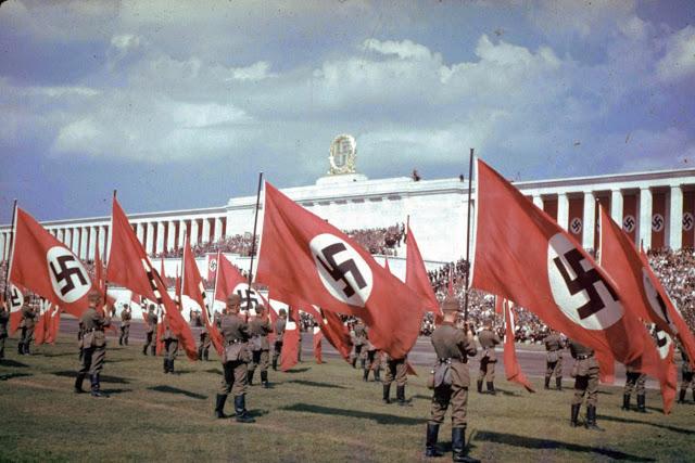 Нюрнберг, Германия, 1937 год.
