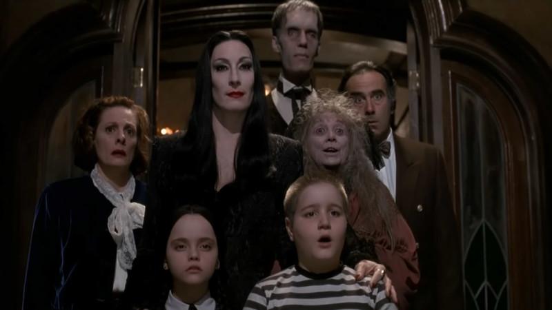 «Новая семейка Аддамс»
