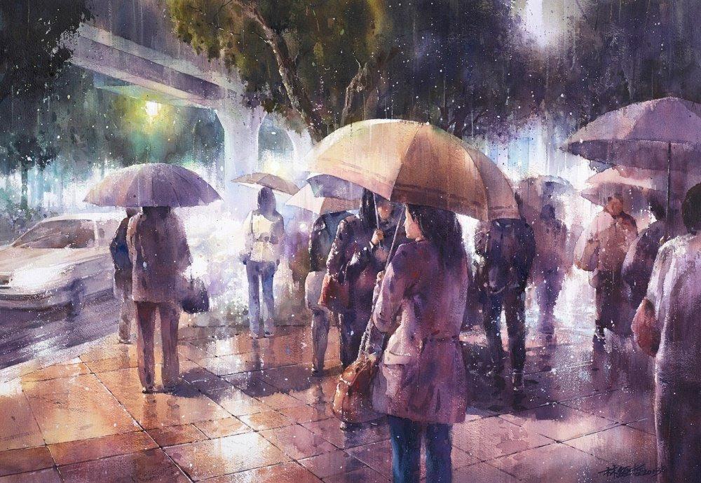 Akvarelnye-kartiny-Lin-Ching-Che_12